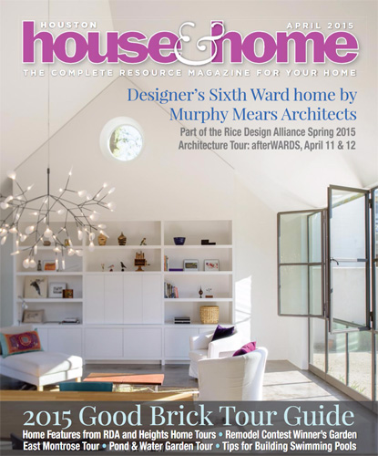 Houston House and Home April 2015
