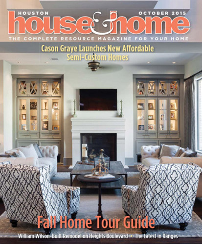 Houston House and Home October 2015
