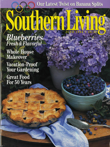 Southern Living June 1996
